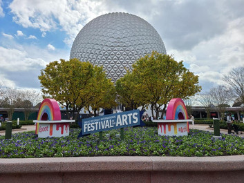 A Look at EPCOT's International Festival of the Arts!