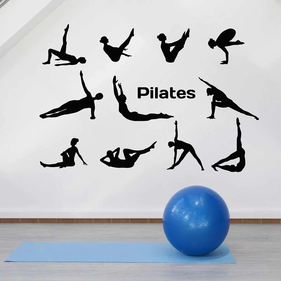 Gymnastique musculation profonde Pilates