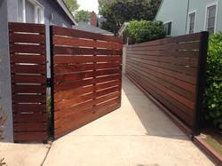 Horizontal Single Gate