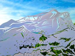 Gift 2.5 (mountains)