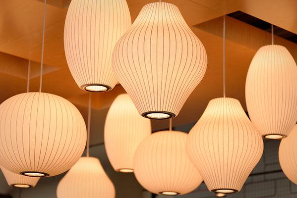 Lampe Restauration de l'ombre