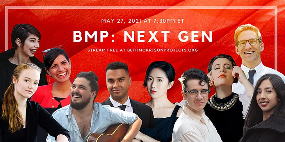 Beth Morrison Projects: Next Gen Concert