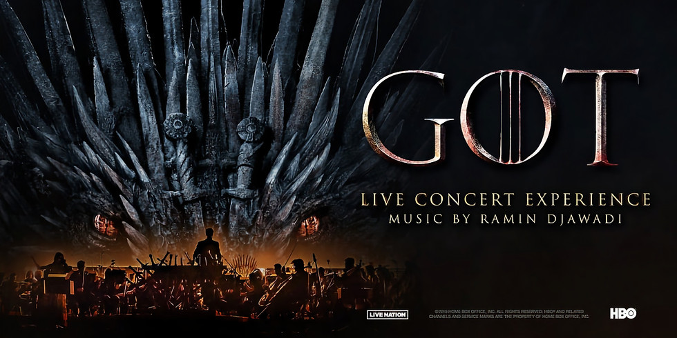 """Soprano, """"Game of Thrones: Live Concert Experience"""""""