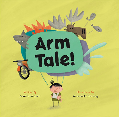 Arm Tale - Soft Cover