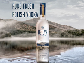 Pernod Ricard Appoints BCI as Exclusive Importer of Ostoya Vodka