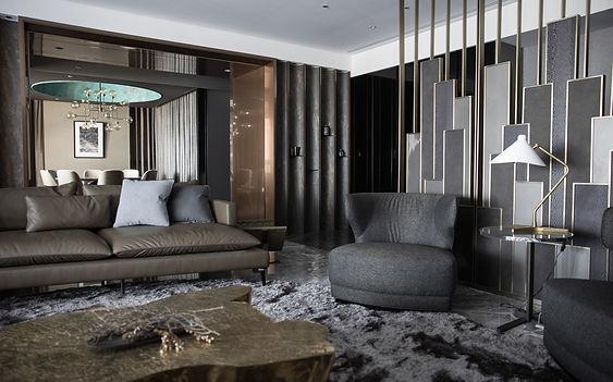 Chic Townhouse luxury intrior designer