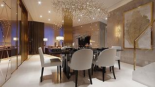 luxury interior design london mansion