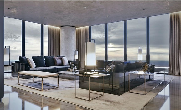 luxury intrior designer holiday home