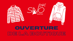 Ouverture de la boutique SNO Nantes
