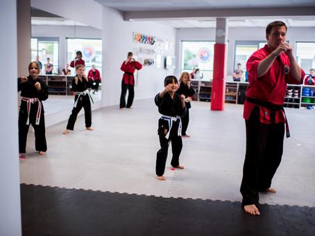 Warum dein Kind Kampfkunst Unterricht braucht