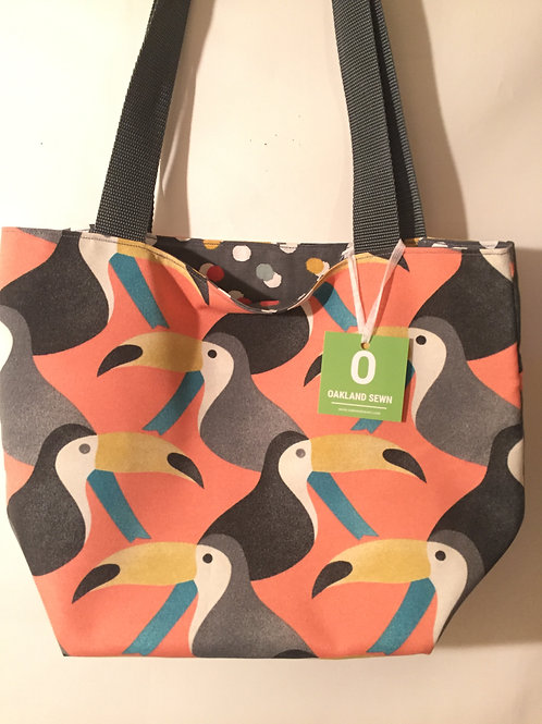 Toucans Are Better Than One