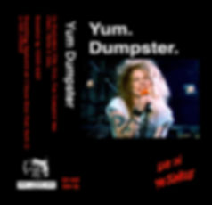 """LIVE In The Jungle"" by Yumster (Yum Dumpster)"