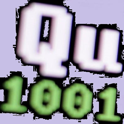 """Qu_1001:@worx"" by Dusts of Binary"