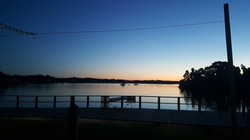 Crystal River Sunset