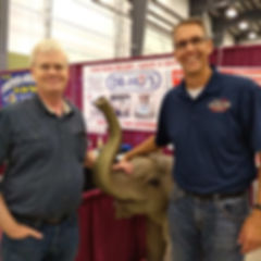 Randy F. at CC Fair - Sept 19 - posing -