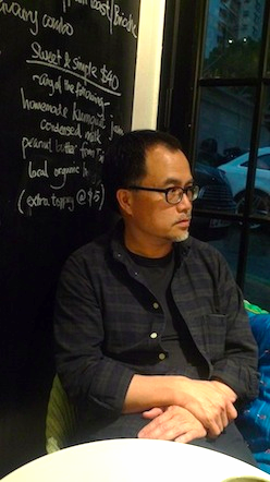 10 Stupid Questions (1st wise interviewee) theatre director/actor Lee Chun-chow