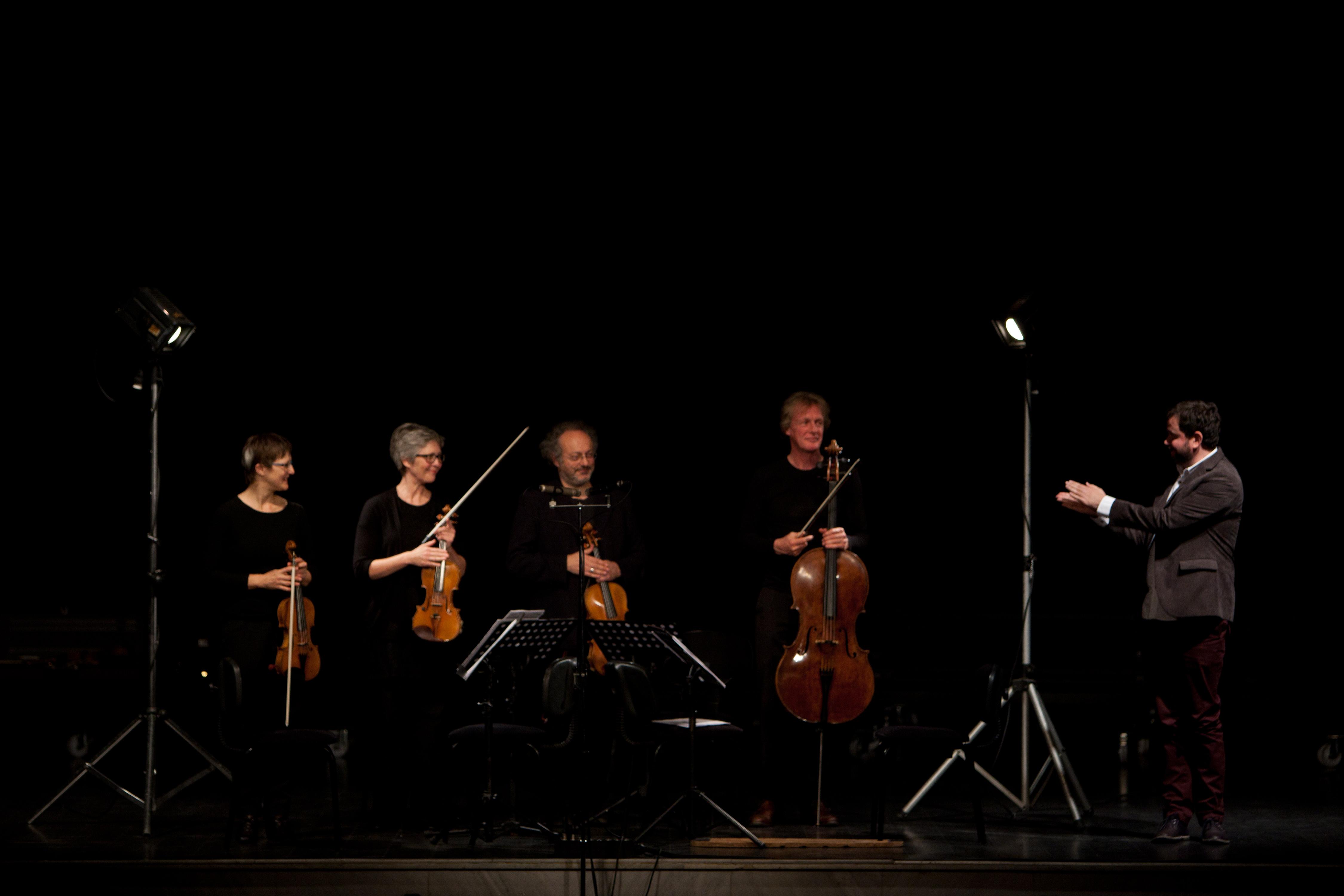 Klangforum String Quartet-D.Lardelli
