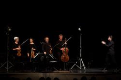 Klangforum String Quartet-J.Quislant
