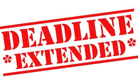 Deadline Extension - Call for scores 2018/Παράταση Ανοιχτού Καλέσματος