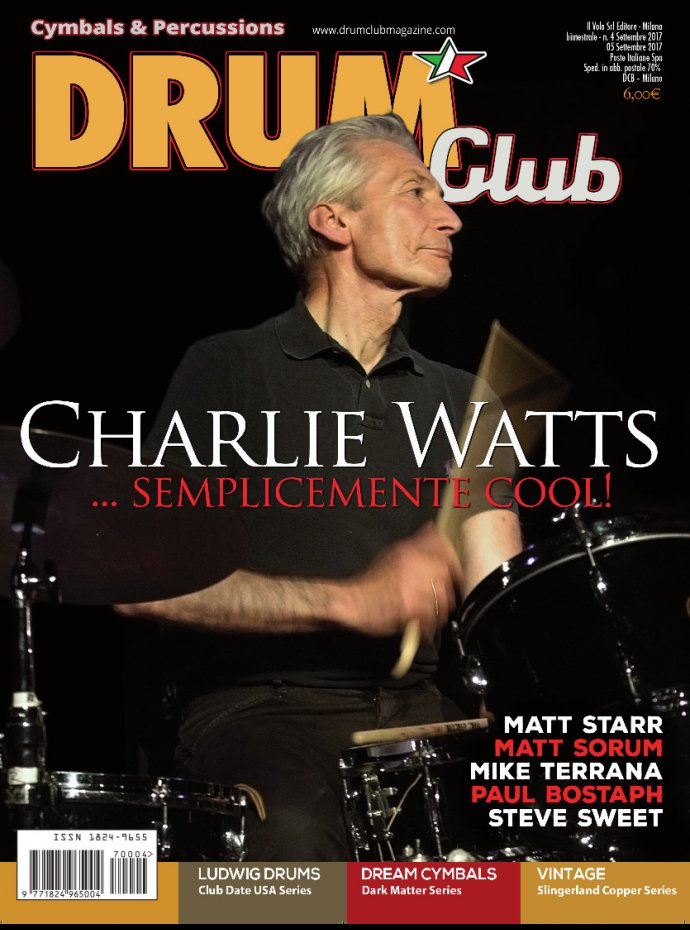 Drum Club September 2017