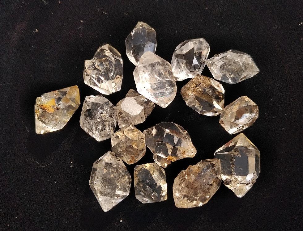 (1) 16mm - 21mm Herkimer Diamond