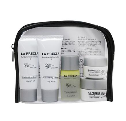 La Precia Premium 7 Days Trial Set With Cleansing Cream