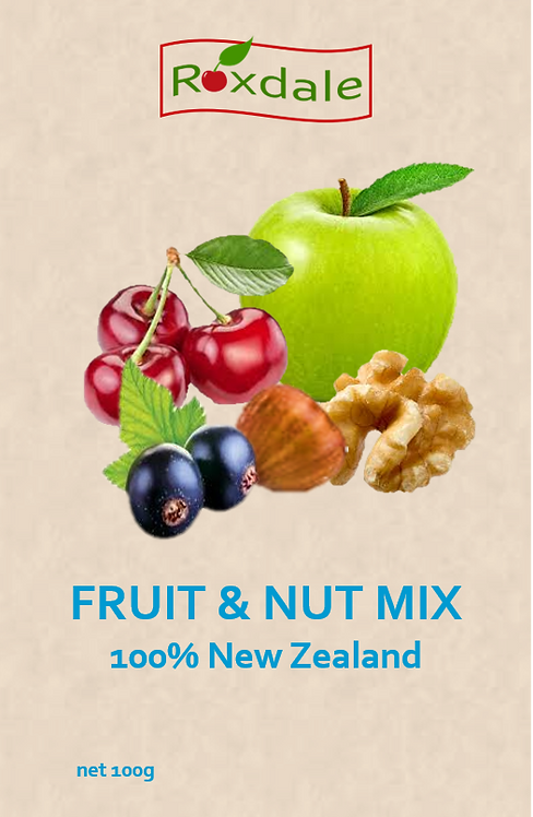 Roxdale Fruit & Nut Mix (5x100g)