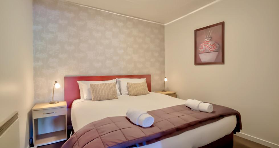 Unit 5 Dbl bedroom