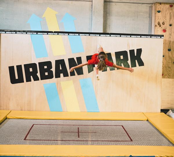 Light Shot Report - Urban Park - Ginasti