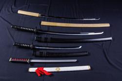 刀(黒鞘・白鞘)