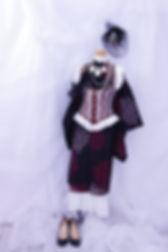 コルセット着物