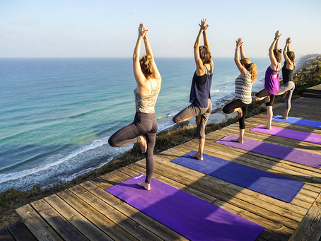 10 Reasons to Take a Yoga Retreat