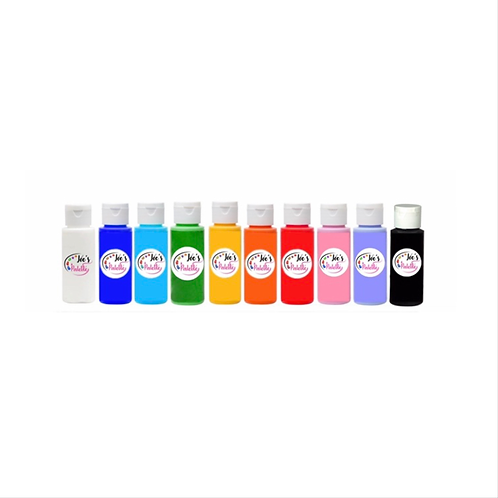 Acrylic Paint Value Pack
