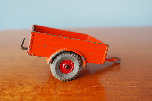 Dinky Toy Two Wheel Trailer