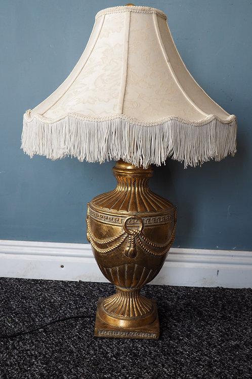 Italian Style Gold Gilt Table Lamp