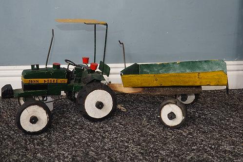 Scratch built John Deere Tractor