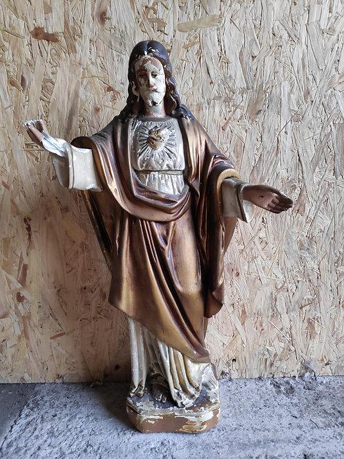 Sacred Heart Religious Statue