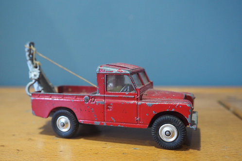 Corgi Land Rover 109'' W13