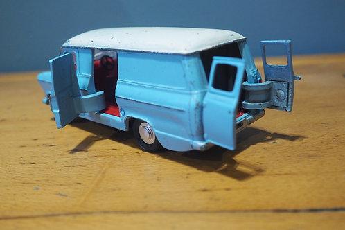 Dinky Toy Blue Ford Transit Van