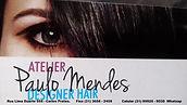 Paulo Mendes, Atelier, designer hair, salão de beleza, cabelos, saúde e bem estar