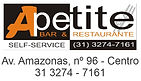O Bar e Restaurante Apetite, conta com um espaço agradavél, está situado na Av Amazona n. 96, local agradável e com comida e aperitivos de qualidade.