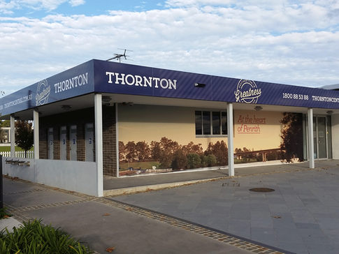 Thornton Display Suite