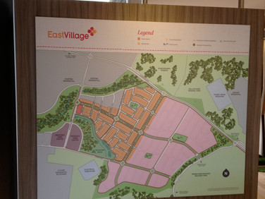 East Village Display Suite