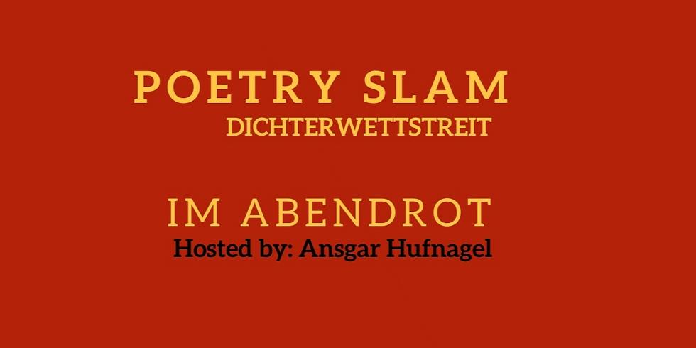 Poetry Slam (Moderation)