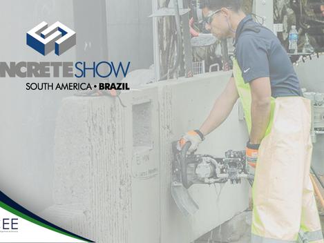 Começa hoje o 10º Concrete Show South America em São Paulo
