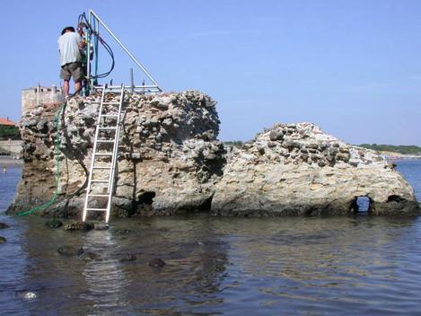 Durabilidade de concreto fabricado na Roma Antiga é estudado por pesquisadores americanos
