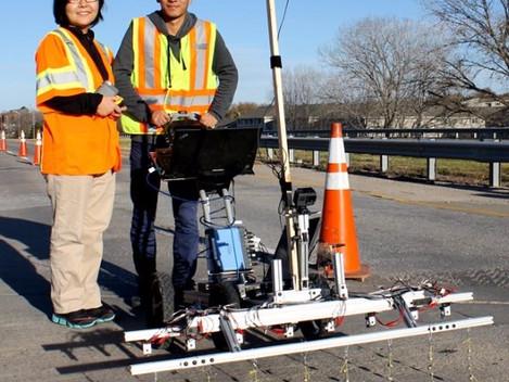 Engenheiros norte-americanos desenvolvem nova técnica de inspeção estrutural acústica de pontes