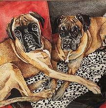Bella and Gerome