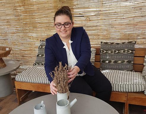 Melodie JAY, wedding planner en Bourgogne