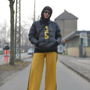 Copenhagen Fashion Week, wearing FILA & LAPP